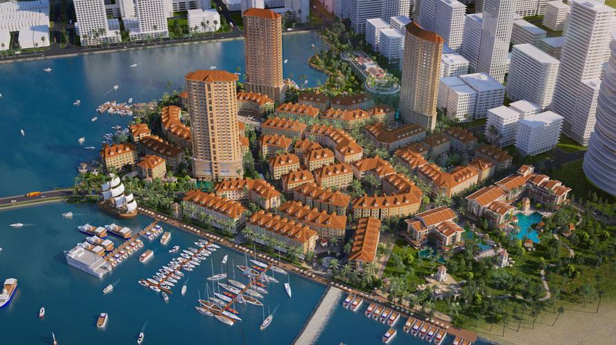 Tổng quan dự án Harbor Bay Hạ Long – Địa Trung Hải