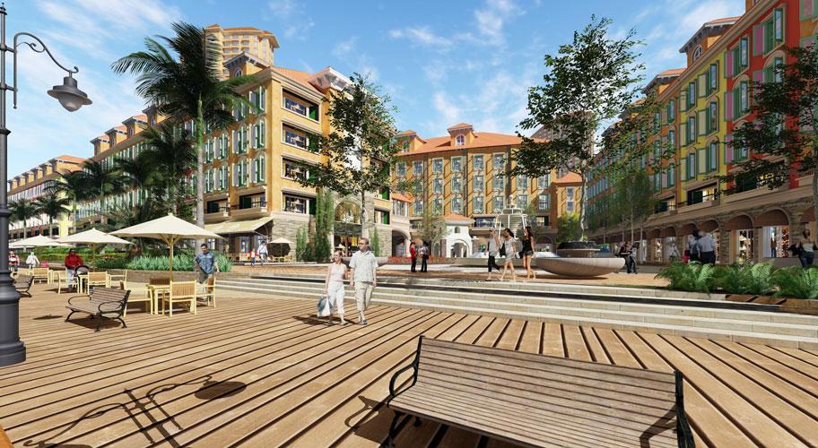 Thiết kế nổi bật của dự án Harbor Bay Hạ Long