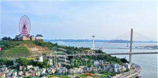 Tầm view có 1 không2 tại dự án Chung cư Handico Hạ Long - Green Diamond Hạ Long