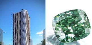 Green Diamond Hạ Long – Tháp kim cương xanh giữa đất trời Hạ Long.