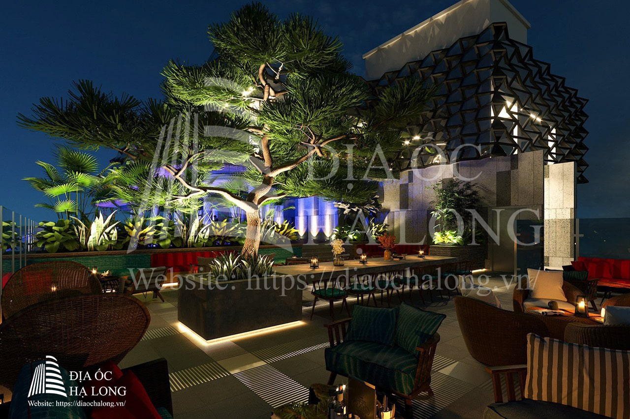 Green Diamond 36 Sky Lounge - Chung cư Vựng Đâng, P. Yết Kiêu, Hạ Long