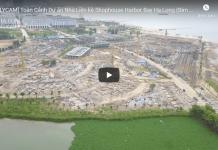 Video Toàn Cảnh Dự án Nhà Liền kề Shophouse Harbor Bay Hạ Long (Bim Group) | FLYCAM (Hình ảnh)