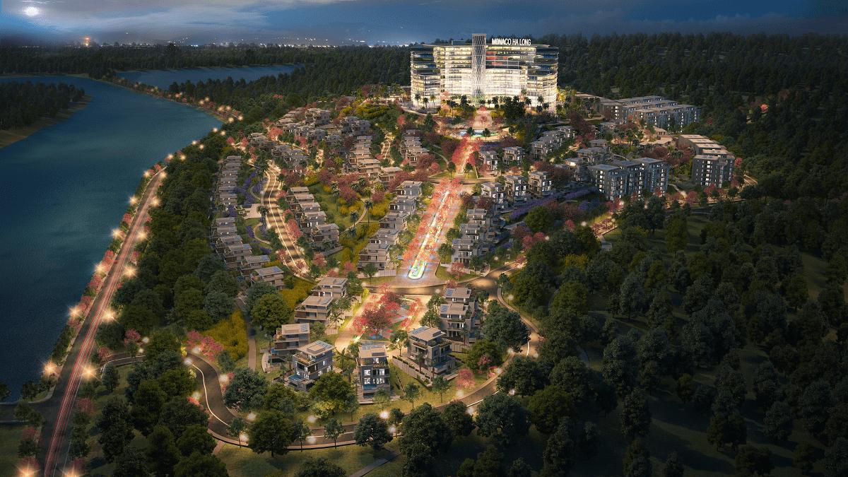 Biệt thự rừng thông - Green Pine Villas - Sánh vai cùng kỳ quan thế giới
