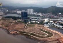 [FLYCAM] Giới Thiệu Dự án Grand Bay Townhouse Ha Long | CDT Bim Group | Địa Ốc Hạ Long